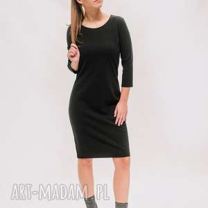 Mała czarna, elegancka-sukienka, klasyczna-sukienka, minimalistyczna, boho