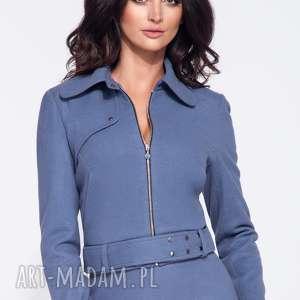 Bien Fashion: lekka kurtka damska na jesień, krótka, na podszewce przejściowa