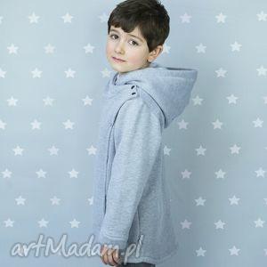 płaszczyk szary, płaszcz, ubranka dla dziecka