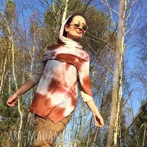 szaliki miękki szal z jagnięcej wełny, wełna, wełniany szal, zimowy szalik