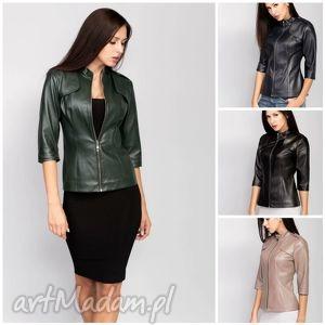 Oryginalna kurtka z krótkimi rękawami cover kurtki, damskie,