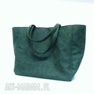 Smart bag torebki czarnaowsianka butelkowazieleń, must have