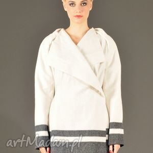 płaszcz wełniany lara - płaszcz, klasyczny, wełna, kaszmir, ciepły