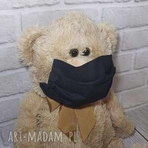 maseczka ochronna bawełniana dla dorosłych z drucikiem na nos, maseczka, maska