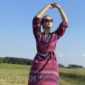 sukienki letnia boho sukienka