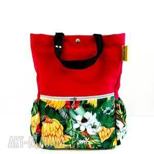 hand made torebki torba plecak