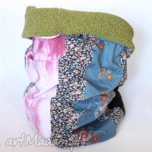 hand-made szaliki w tubie cie lubie- komin handmade