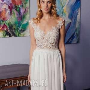 ślub suknia Ślubna na miarĘ kate, wedding, ślub, suknia, koronka, tiul, muślin