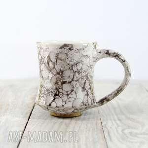Kubek bańki, kawa, herbata, do-kawy, do-herbaty, do-pracy, ceramiczny