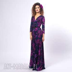 hand-made sukienki elle - magic rose