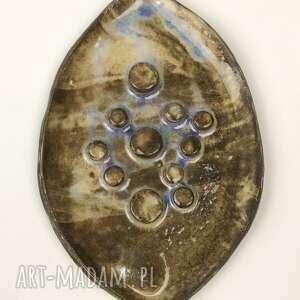 handmade ceramika ceramiczna mydelniczka ręcznie robiona górski strumień