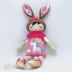 lalki lala przytulanka sabina Śpioszka, 46 cm, lala, przytulanka, jednorożec, prezent