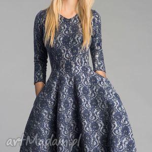 handmade sukienki sukienka fler midi tamara