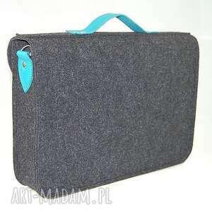 torebki 13 inch laptop macbook pro retina, air - torba, felt, filc, rękodzieło