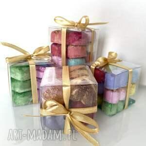 luxury candles naturalny wosk sojowy zapachowy do kominka - mix zapachów