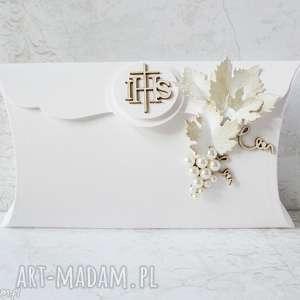 marbella pudełeczka podziękowania dla gości, komunia, pudełeczka, podziękowanie
