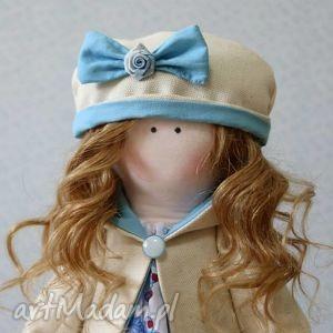 lalki-waldorfskie lalka szmaciana samodzielnie stojąca i - przytulanka