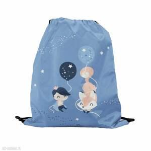 Worek z imieniem mały książę dla dziecka nuvaart plecak, worek