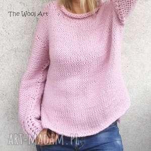 ciepły sweter alpaka andes, sweter, ciepłysweter, wełniany na drutach