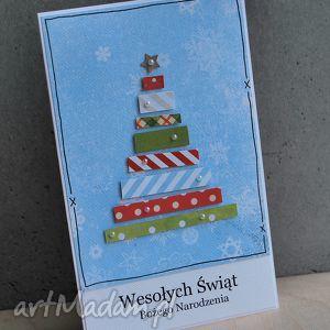 wesoła choinka - święta, choinka, życzenia, świąteczna