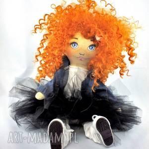 Lalka Lalu Monika, zabawka, softdoll, doll