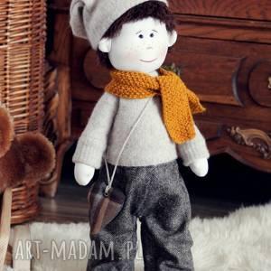 Prezent Lalka - chłopiec, zabawka, pokój, spersonalizowane,