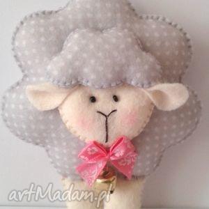 misolki wielkanocna owieczka, filc, wielkanoc, owca, święta, oryginalny