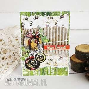 ręcznie robione pomysł na świąteczne prezenty kartka świąteczna, 509