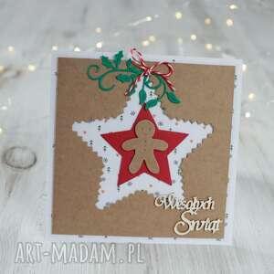 Prezenty świąteczne! Kartka świąteczna na boże narodzenie kartki