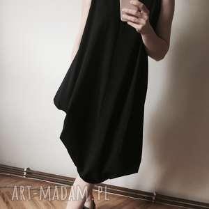 Prezent Sukienka Loopy Dress L/XL, długa, bawełna, krótka,