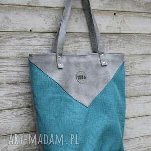 wyjątkowy prezent, torba worek triangle 2 , worek, morski, manamana