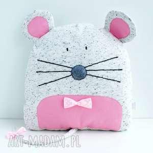 dla dziecka poduszka przytulanka myszka, poduszka, przytulanka, maskotka