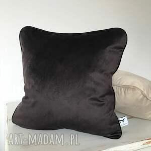 poszewka na poduszkę - velvet, poszewka, welur, aksamit poduszki