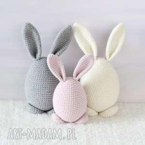 ręcznie robione pomysł na prezent pod choinkę króliczek wielkanocny