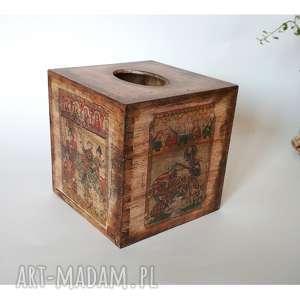 unikalny, pudełka chustecznik rycerza, rycerz, średniowiecze, turniej, mężczyzna