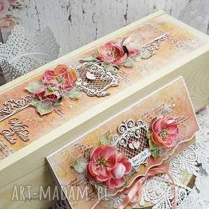 kartka na ślub opakowanie wino, ślub, prezent ślubny, wino