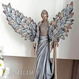 twój osobisty anioł dostatku, stróż, figura anioła, talizman, dekoracja