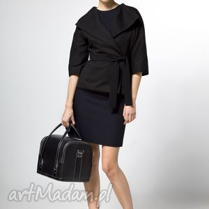 kimono jacket 36 - moda, praca, biuro, żakiet, kurtka, kimono