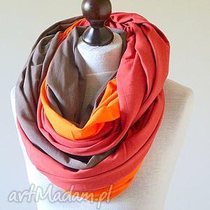 ręcznie robione szaliki