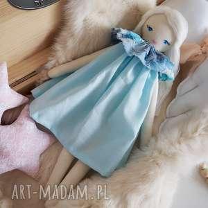 Personalizowana lalka szmacinka #225, eko-lalka, personalizowana, przytulanka