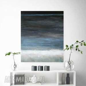 abstrakcja-obraz akrylowy formatu 50/60