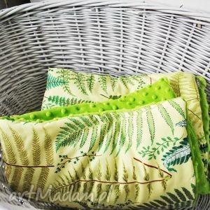 Kołderka minky pościele peppofactory minky, kocyk, zielony