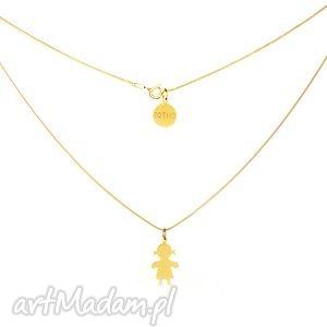hand made naszyjniki złoty naszyjnik modowy dziewczynka łańcuszek żmijka grawer fashion