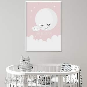 Plakat pastelowy, zestaw A3, plakat, dziecko, ozdoba, skandynawski, druk