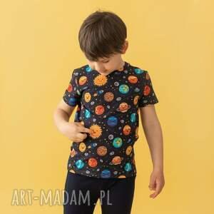 koszulka t-shirt kosmos, dla dziecka, t shirt chłopca