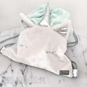 Plecak worek jednorożec, unicorn, plecak-jednorożec, worek-jednorożec