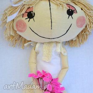 anolinka - ręcznie wykonana lalka z duszą anolina - rękodzieło