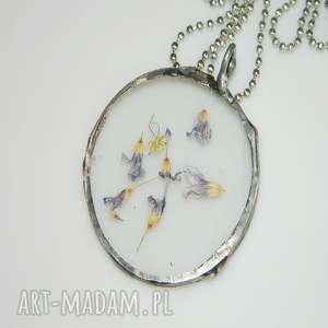 wisiorki szklany wisior, unikalna biżuteria, unikalny
