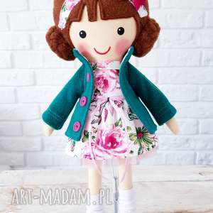 lalki malowana lala oliwka, lalka, przytulanka, niespodzianka, zabawka, prezent