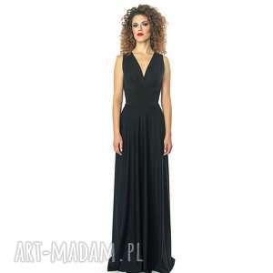 sukienki suknia z odkrytymi plecami